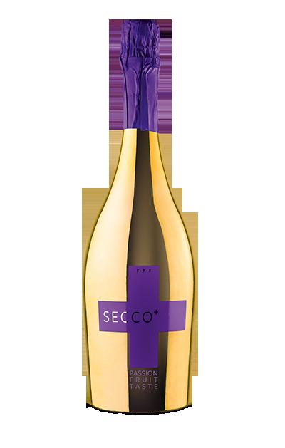 SECCO+ PASSION FRUIT TASTE